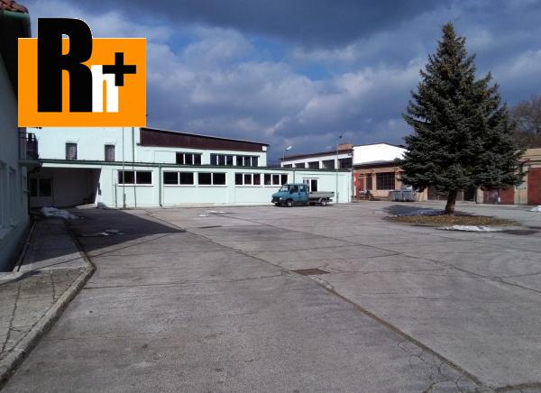 Foto Na predaj priemyselný areál Nitrianske Pravno - 18000m2