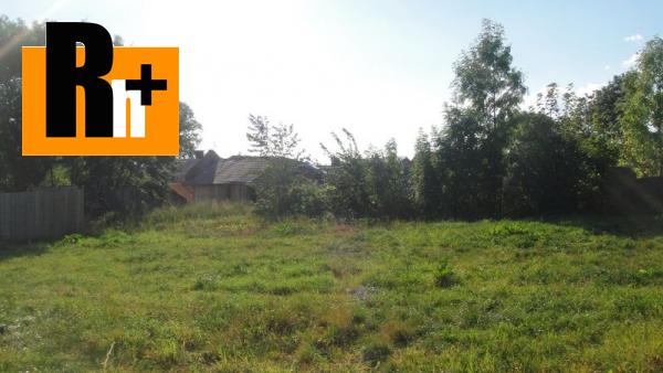 Foto Pozemok pre komerčnú výstavbu na predaj Trenčín Biskupice - TOP ponuka