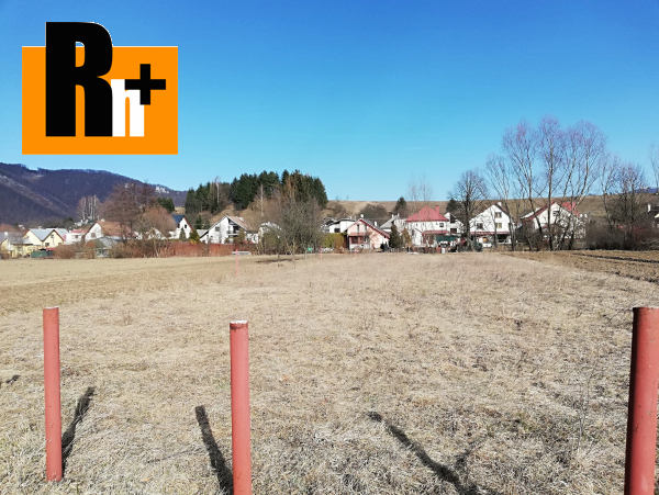 Foto Konská na predaj pozemok pre bývanie -