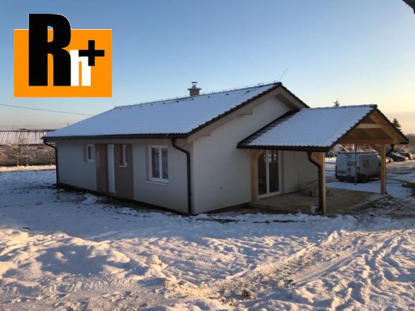 Foto Poruba rodinný dom na predaj - novostavba