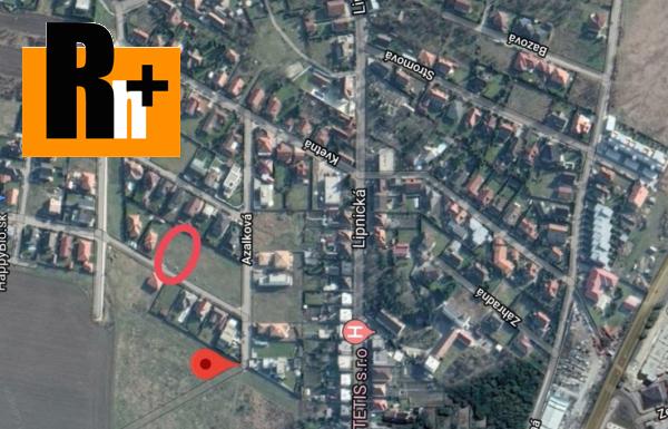 Foto Na predaj pozemok pre bývanie Dunajská Lužná Azalková - TOP ponuka