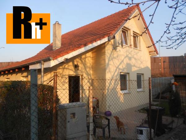 2. obrázok Na predaj rodinný dom Bratislava-Ružinov Mokráň záhon - TOP ponuka