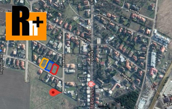 Foto Dunajská Lužná Azalková na predaj pozemok pre bývanie - TOP ponuka