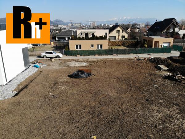 Foto Pozemok pre bývanie na predaj Žilina Závodie 744m2 - exkluzívne v Rh+