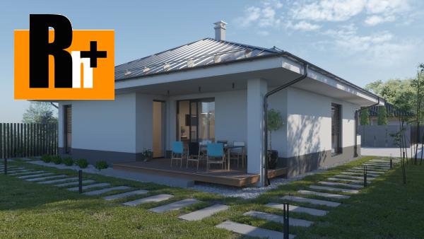 Foto Na predaj rodinný dom Žilina Trnové na kľúč - exkluzívne v Rh+