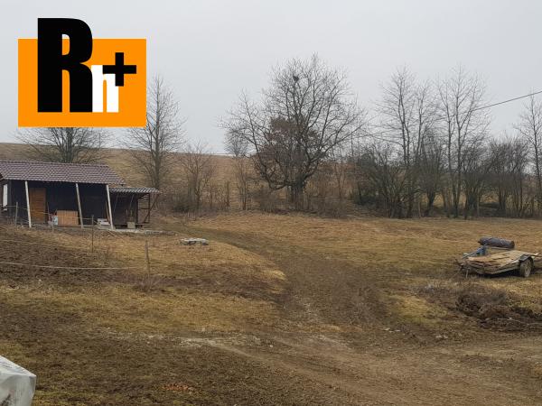 Foto Na predaj Brezany 1580m2 orná pôda - exkluzívne v Rh+