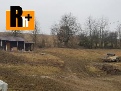 Na predaj Brezany 1580m2 orná pôda - exkluzívne v Rh+