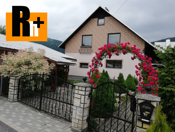 Foto Rodinný dom Nová Bystrica na predaj - TOP ponuka
