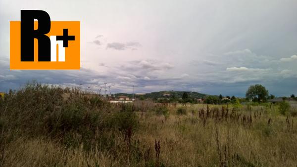 Foto Na predaj pozemok pre komerčnú výstavbu Hlohovec - TOP ponuka