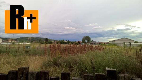 3. obrázok Na predaj pozemok pre komerčnú výstavbu Hlohovec - TOP ponuka
