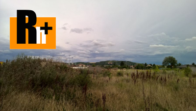 Na predaj pozemok pre komerčnú výstavbu Hlohovec - TOP ponuka