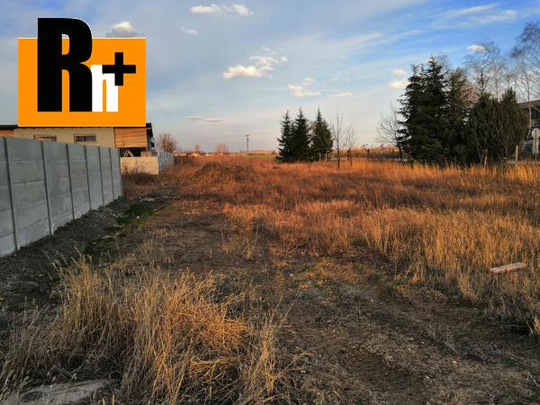 Foto Galanta Liesková pozemok pre komerčnú výstavbu na predaj - 1603m2