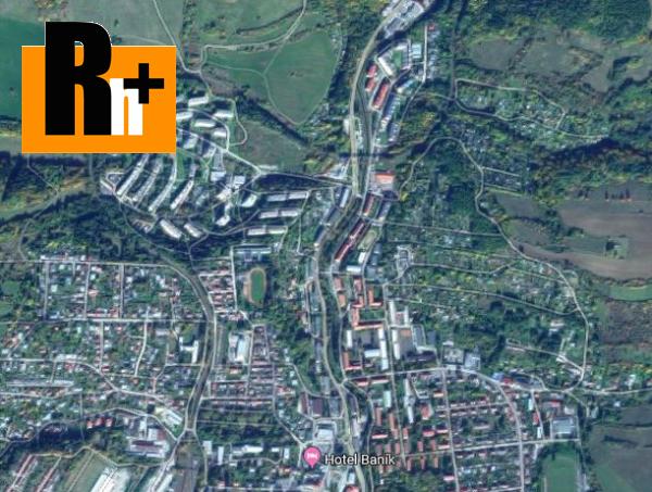 Foto Pozemok pre komerčnú výstavbu Handlová na predaj - 1100m2