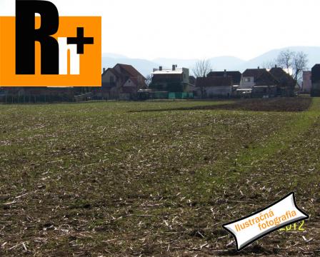 Foto Martin na predaj pozemok pre bývanie - TOP ponuka