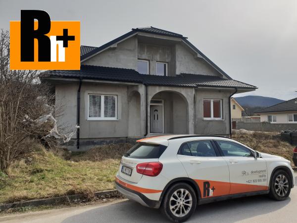 Foto Rodinný dom Plavecký Mikuláš Hlavná na predaj - TOP ponuka