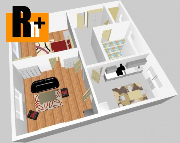 Foto Nové Mesto nad Váhom Kollárova na predaj 2 izbový byt - ihneď k dispozícii