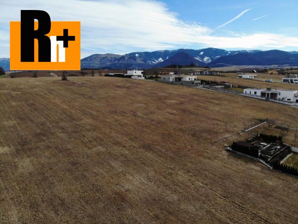 Foto Rosina 820m2 pozemok pre bývanie na predaj - exkluzívne v Rh+