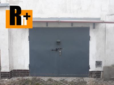 Na prodej garáž Ostrava Zábřeh Sovova - osobní vlastníctvi