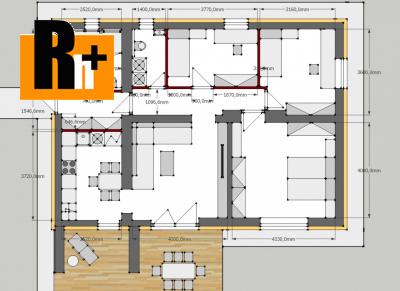 Rodinný dům Ostrava Michálkovice 4+1 na prodej - tehlová stavba 3