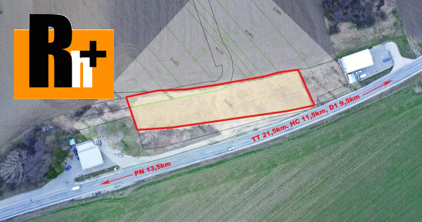 2. obrázok Madunice na predaj ostatné plochy - ihneď k dispozícii