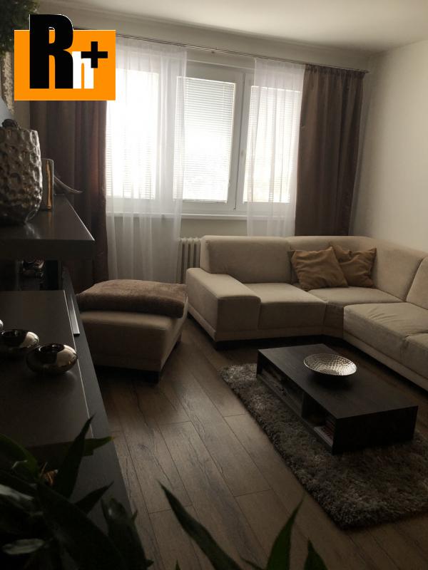 Foto Na predaj 3 izbový byt Košice-Západ ZARIADENÝ - s balkónom