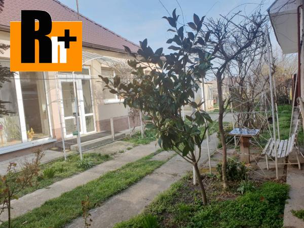 Foto Sládkovičovo Mierová rodinný dom na predaj - TOP ponuka