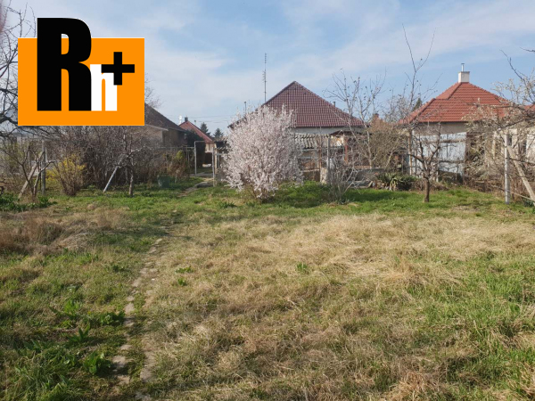 Foto Sládkovičovo Mierová pozemok pre bývanie na predaj - TOP ponuka