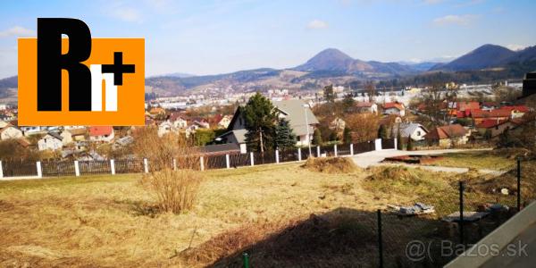 Foto Pozemok pre bývanie na predaj Kysucké Nové Mesto