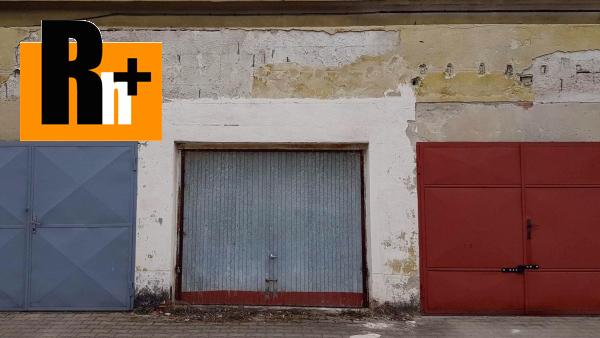 3. obrázok Na predaj garáž jednotlivá Martin Podháj - TOP ponuka