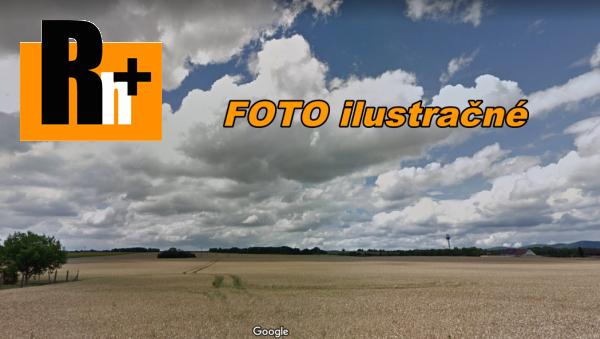 Foto Boleráz na predaj pozemok pre komerčnú výstavbu