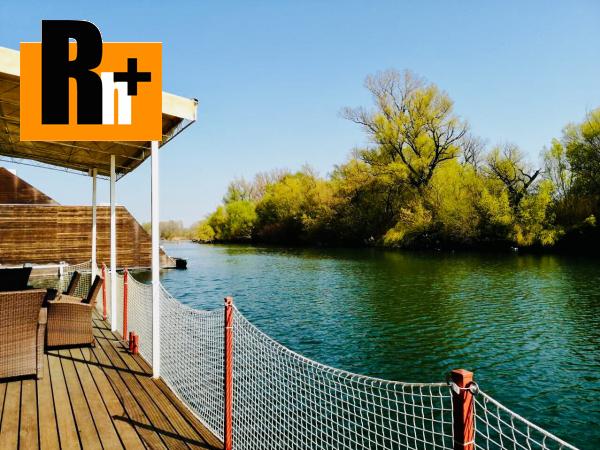 Foto Iný objekt na bývanie a rekreáciu na predaj Bratislava-Jarovce Hausboat - TOP ponuka