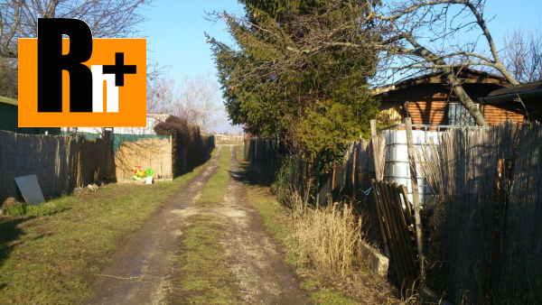 Foto Senec záhrada na predaj - TOP ponuka