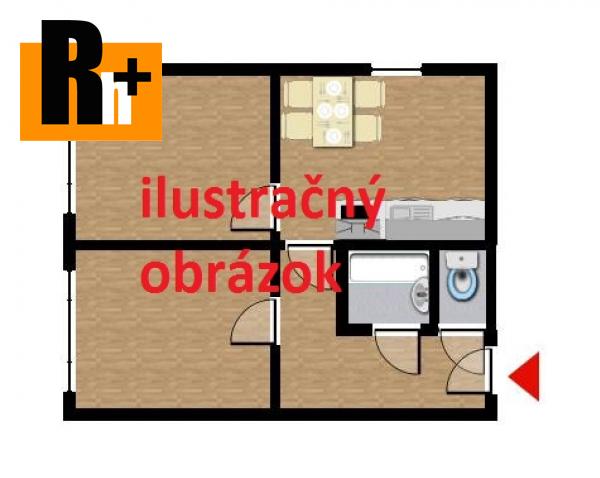 Foto Trenčín Sihoť Sihoť 2 2 izbový byt na predaj - 64m2