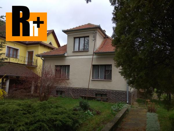 Foto Moravské Lieskové na predaj rodinný dom - exkluzívne v Rh+