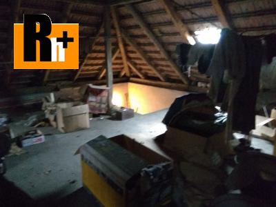Moravské Lieskové na predaj rodinný dom - exkluzívne v Rh+ 16