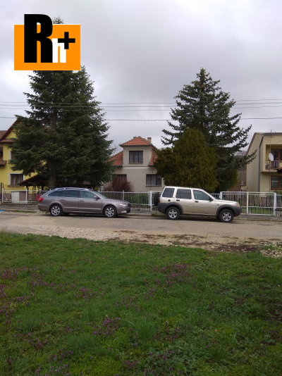 Moravské Lieskové na predaj rodinný dom - exkluzívne v Rh+ 1