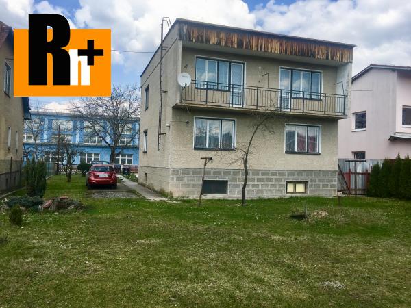 Foto Rodinný dom na predaj Horný Hričov s veľkým pozemkom - ihneď k dispozícii