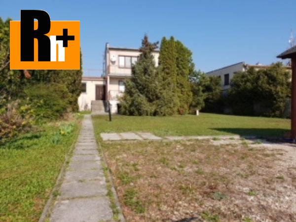 Foto Pozemok pre bývanie Bratislava-Vajnory na predaj - TOP ponuka