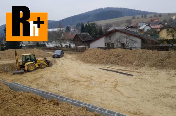 Foto Pozemok pre bývanie na predaj Žilina Žilinská Lehota - so stavebným povolením