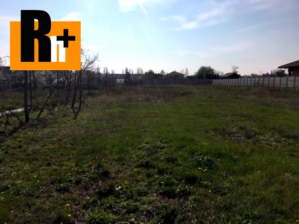 Foto Zastavané plochy a nádvoria na predaj Dunajská Streda Vinohradnícka - TOP ponuka