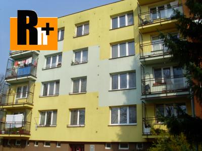 Byt 2+1 Ostrava Výškovice na prodej - s garáží