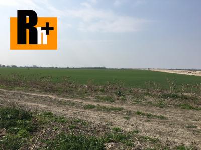 Veľká Paka Hlavná pozemok pre komerčnú výstavbu na predaj - TOP ponuka