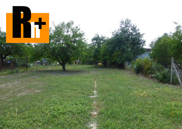 3. obrázok Bratislava-Podunajské Biskupice Podunajské Biskupice záhrada na predaj - TOP ponuka