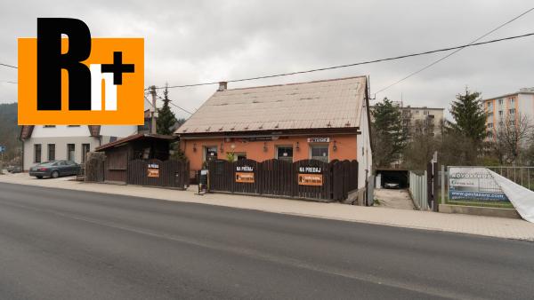 Foto Rodinný dom Čadca 988m2 V CENTRE na predaj - exkluzívne v Rh+
