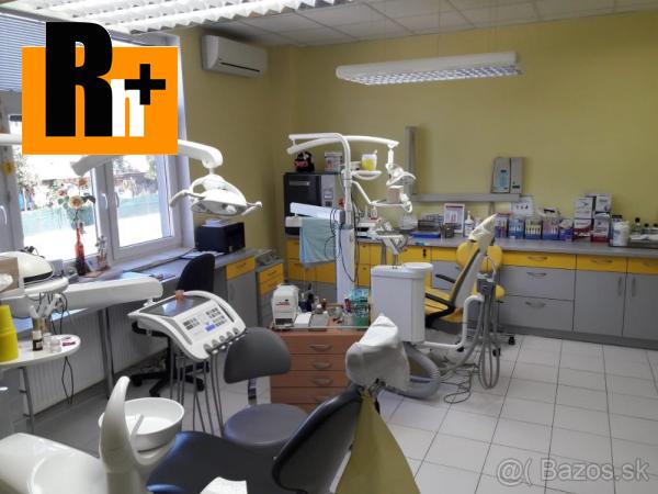 Foto Na predaj Revúca Medicentrum zubná ambulancia iné priestory