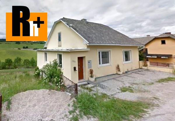 Foto Pružina rodinný dom na predaj - 574m2