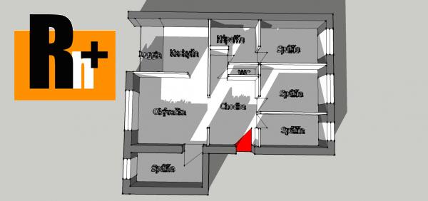 Foto 5 a viac izbový byt na predaj Žilina Solinky 96m2 - rezervované