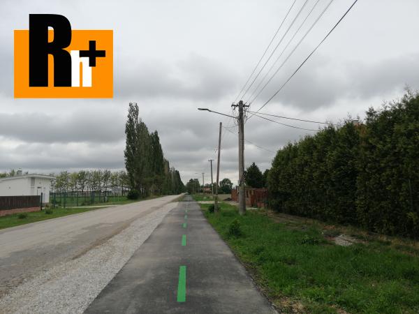 3. obrázok Pozemok pre bývanie Michal na Ostrove na predaj - TOP ponuka