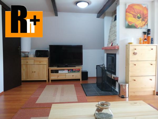 5. obrázok Chata na predaj Pezinok Kučišfdorská dolina - exkluzívne v Rh+