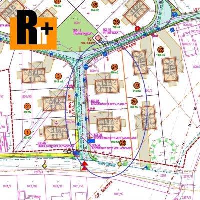 Trenčianske Bohuslavice okraj obce na predaj pozemok pre bývanie - exkluzívne v Rh+